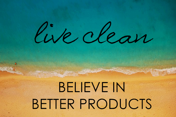 My All Natural Online Retail Store - Live Clean
